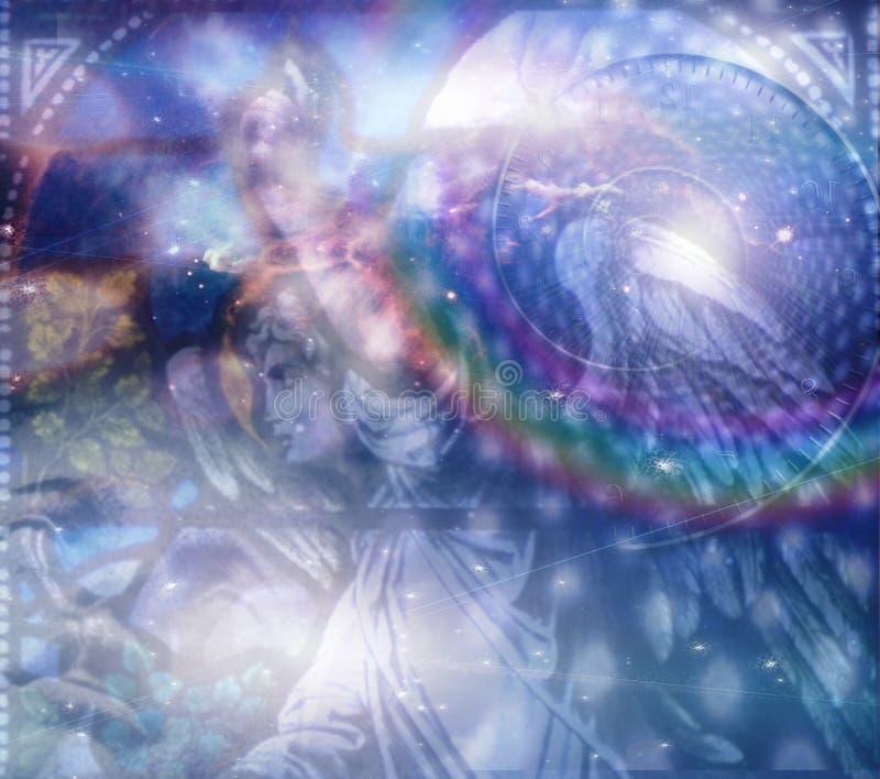 Celestial ilustração do vetor