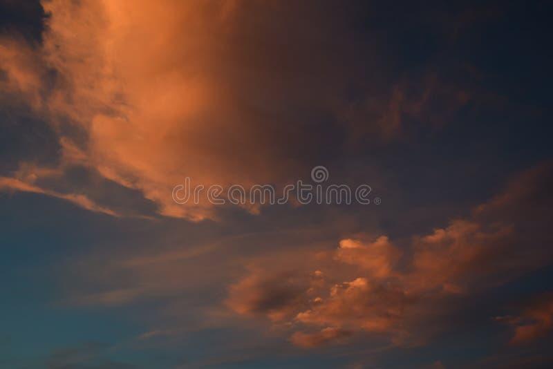 Celestial skies stock photos