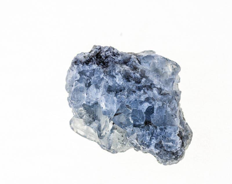 Celestine es un mineral divino foto de archivo
