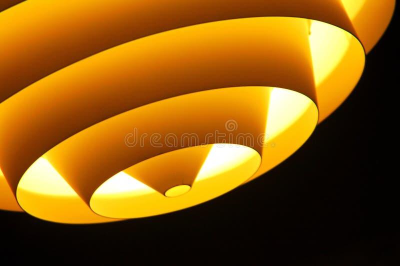 celing designlampa arkivbilder