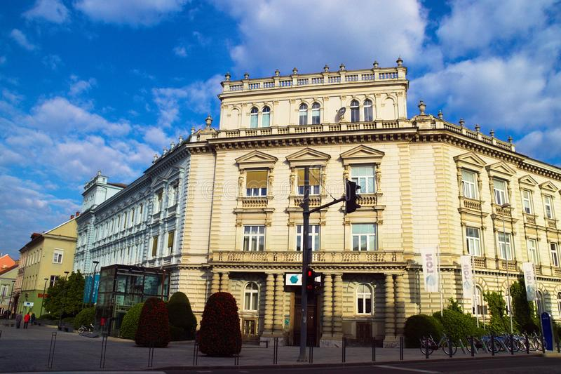 Celje, Słowenia obrazy royalty free