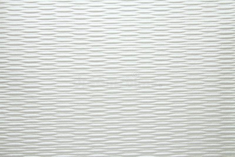 Cell- modell för vit konstgjord tygtextur arkivbild