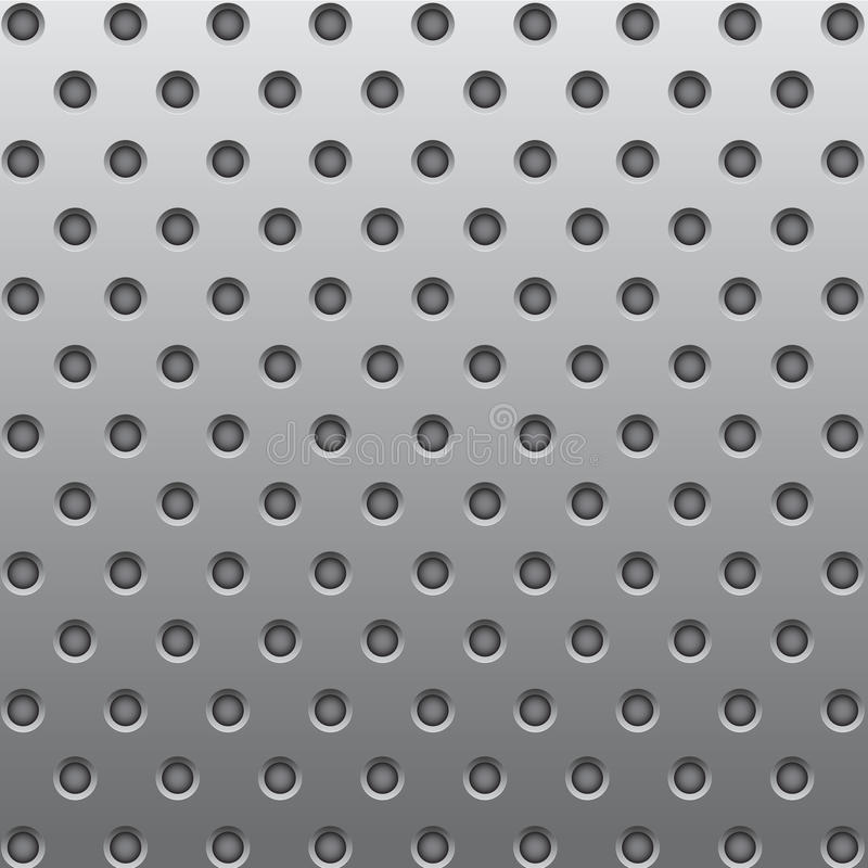 Cell pattern royalty free illustration