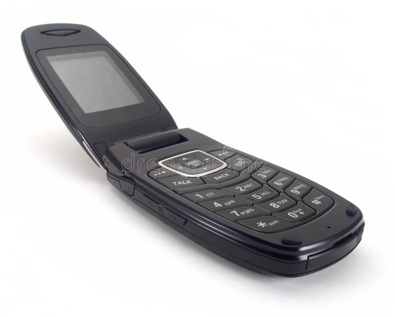 Cell Phone 1 royalty free stock photography