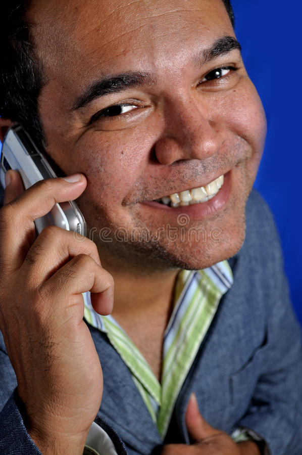 Download Cell phone stock image. Image of talking, phone, cell - 16677009