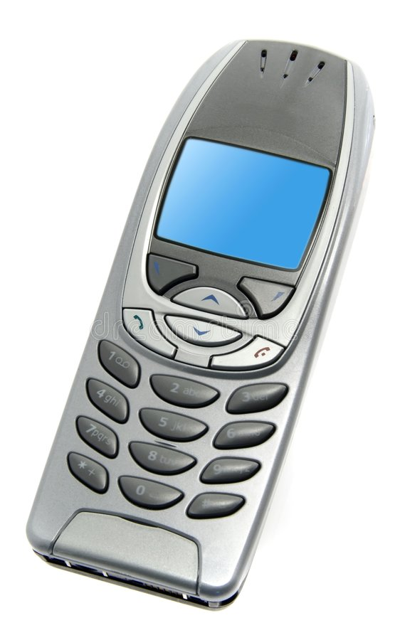 Free Cell Phone Stock Photography - 4496402