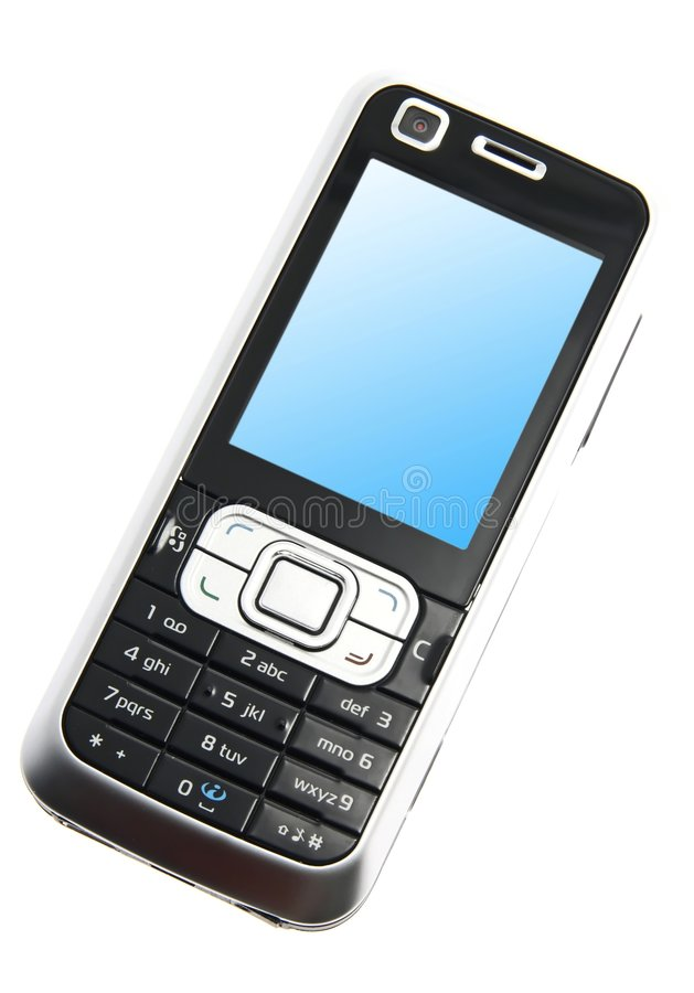 Free Cell Phone Royalty Free Stock Photography - 4527657