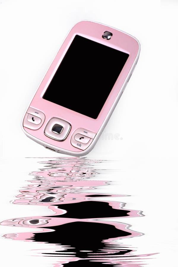 Cell-phone Elegante. Imagem de Stock