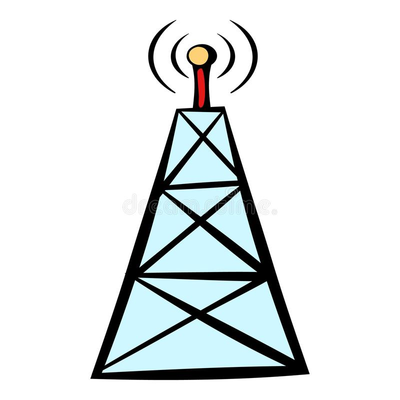 cell phone tower icon, icon cartoon stock vector - illustration of call,  business: 88214234  dreamstime.com