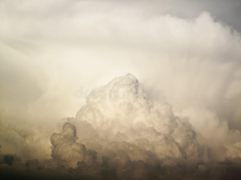 Cella della tempesta fotografia stock libera da diritti