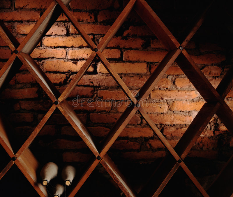 Download Cellar stock photo. Image of glass, wood, bottles, drink - 1517366