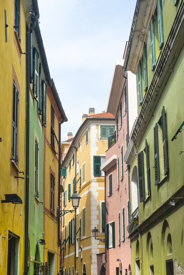 Download Celle Ligure stock image. Image of ligure, italy, photography - 38195559