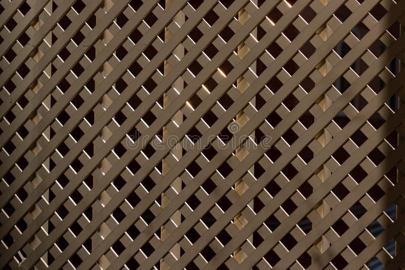 Cellen en staven op het terras stock fotografie