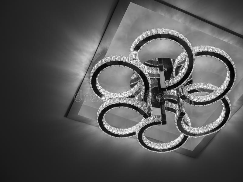 Celling Lamps royalty free stock photo