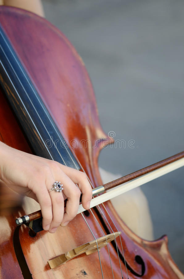 Cellist Playing Cello Free Public Domain Cc0 Image