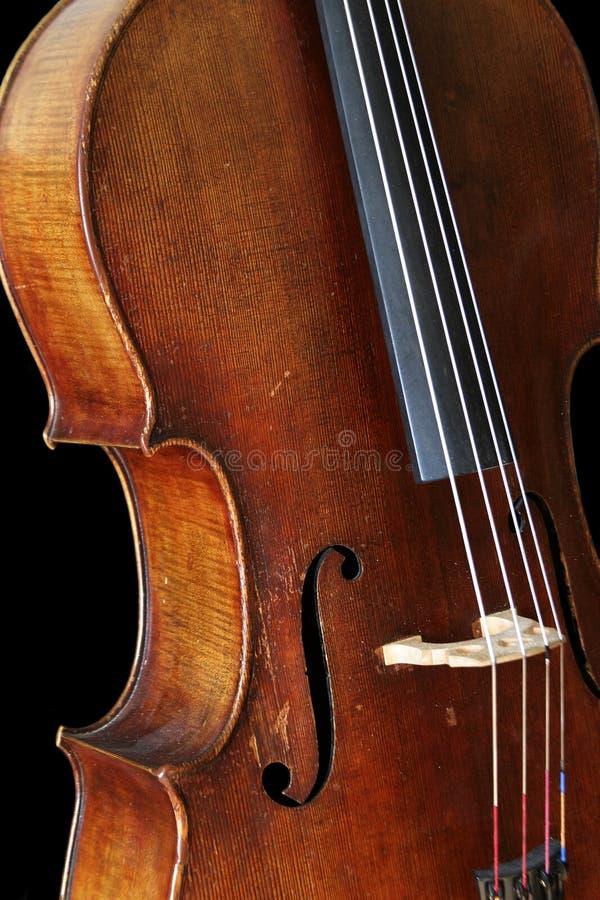 Cello Stockfoto
