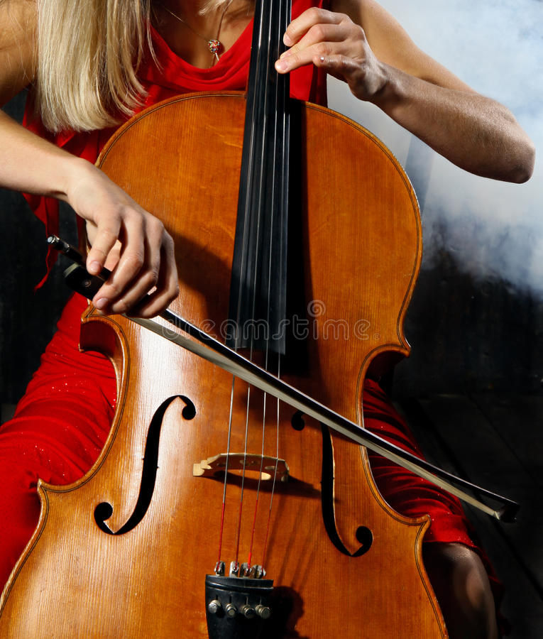 Download Cello Musician Royalty Free Stock Photography - Image: 11588547