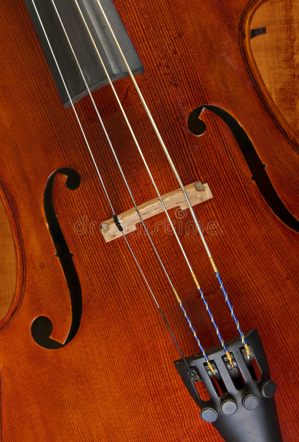 Download Cello or violin stock image. Image of beautiful, classical - 6060755