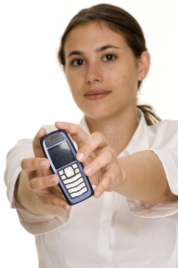 Download Cellphone 2 stock photo. Image of woman, background, businesswoman - 194472