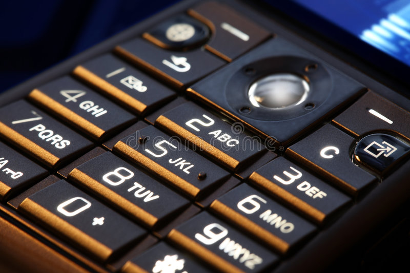 Cellphone stock photography