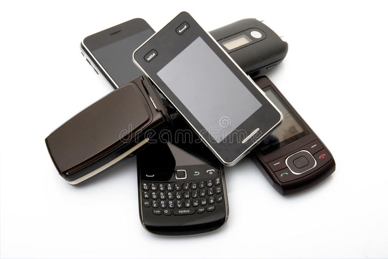 cellphone zdjęcia royalty free