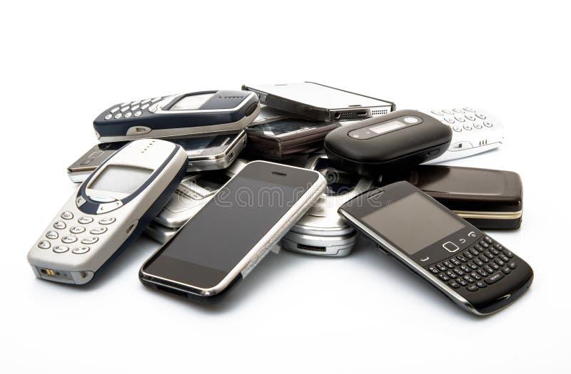cellphone obraz stock