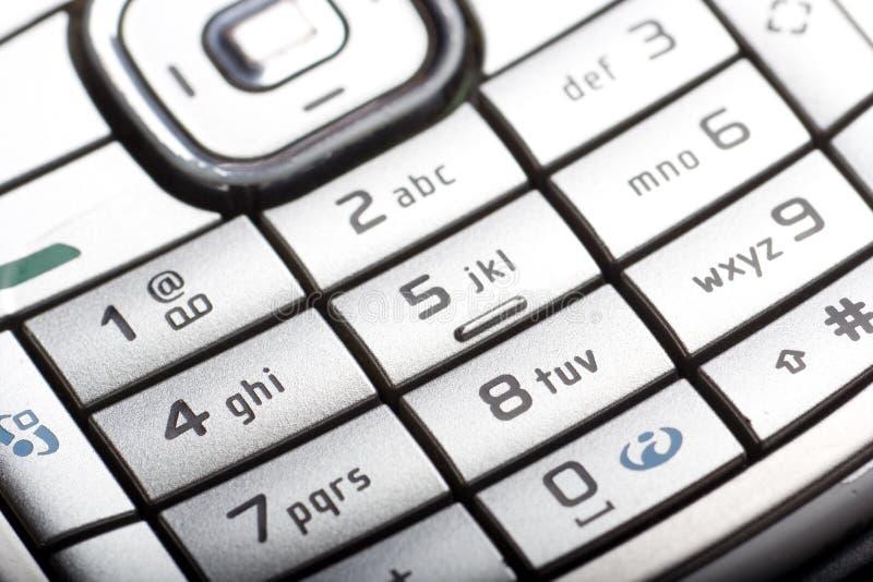 Download Cellphone Keys stock image. Image of macro, text, keys - 4640419