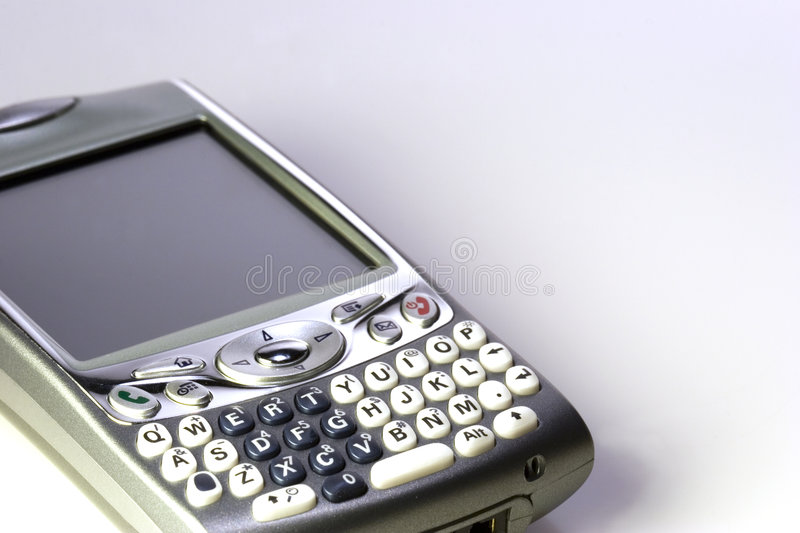 Download Cellphone PDA stock photo. Image of button, contact, listen - 515656