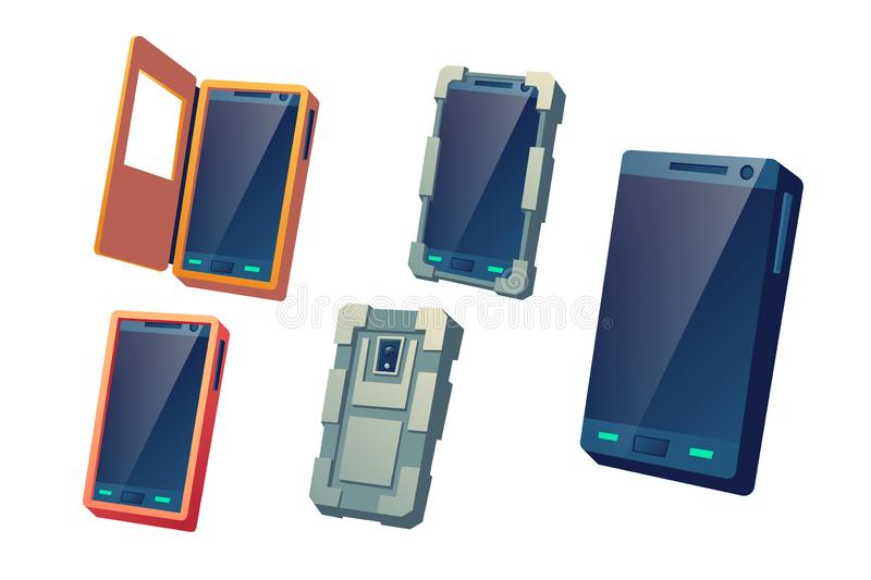 cheap for discount 1017e da371 Cases for mobile phones stock vector. Illustration of layout - 101237442