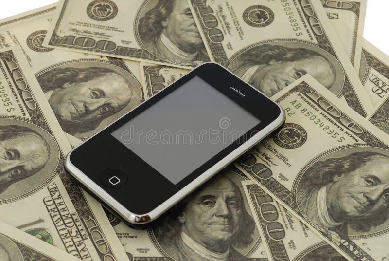 Cellulaire telefoon royalty-vrije stock foto