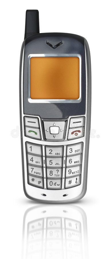 Download Cellular phone stock image. Image of mobile, talk, phone - 1192399