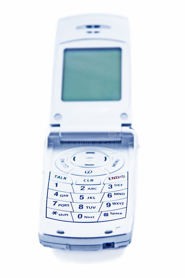 Download Cellular phone stock image. Image of cellular, exposed - 176581