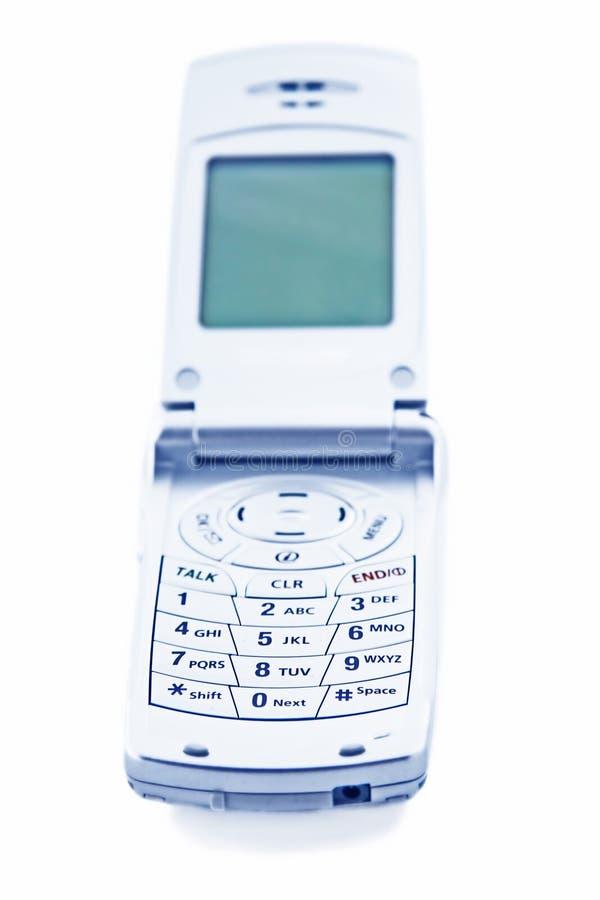 Cellular phone stock image