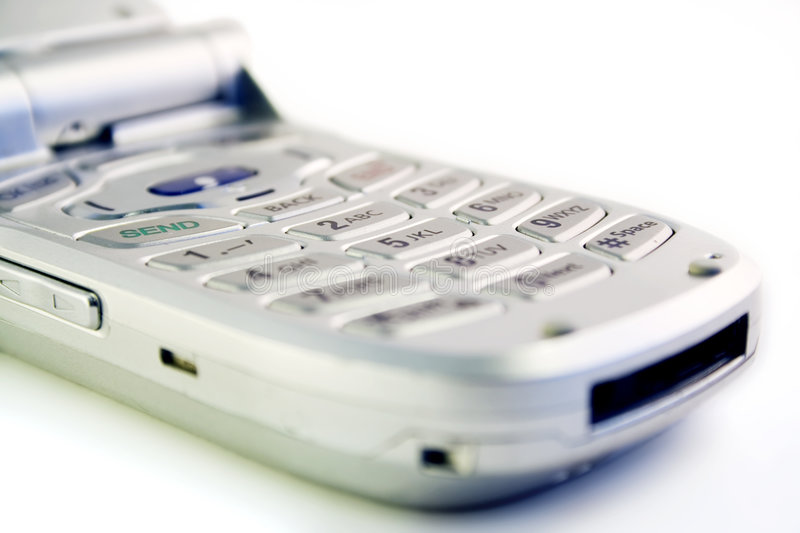 Download Cellular phone stock image. Image of telephone, macro, items - 578669