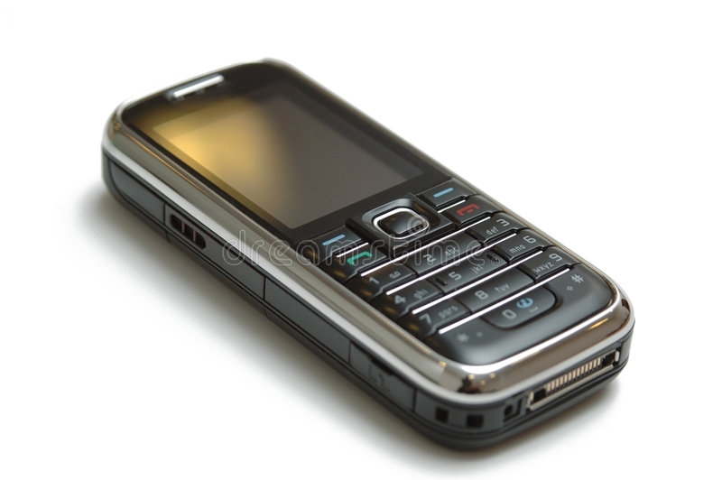 Cellular phone image royalty free stock image