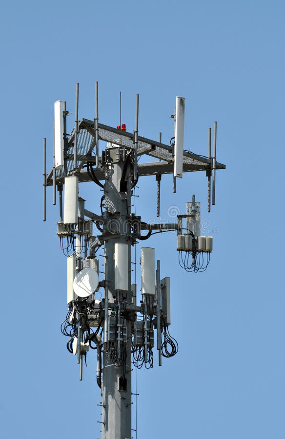 Free Cellular Tower Royalty Free Stock Images - 24855309