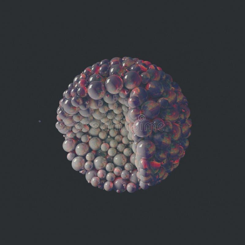 Cellule micro photos libres de droits