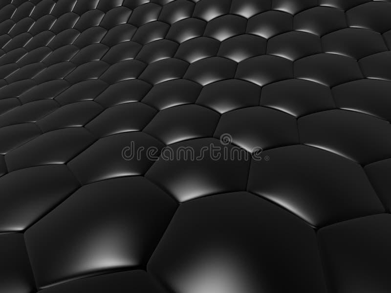 Cellules abstraites illustration libre de droits