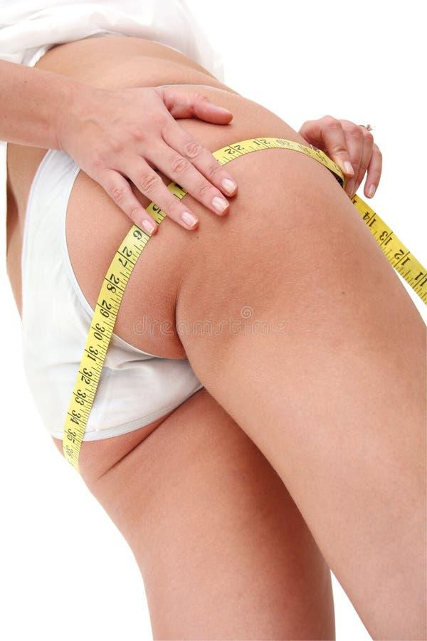 Download Cellulites ? image stock. Image du sous, femme, exercice - 736701