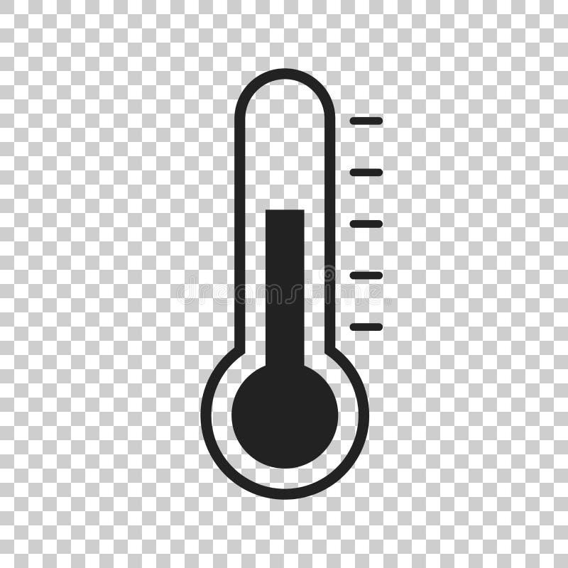 Celsiust och Fahrenheit Plan vektorillustration för mål på isolerad baksida royaltyfri illustrationer
