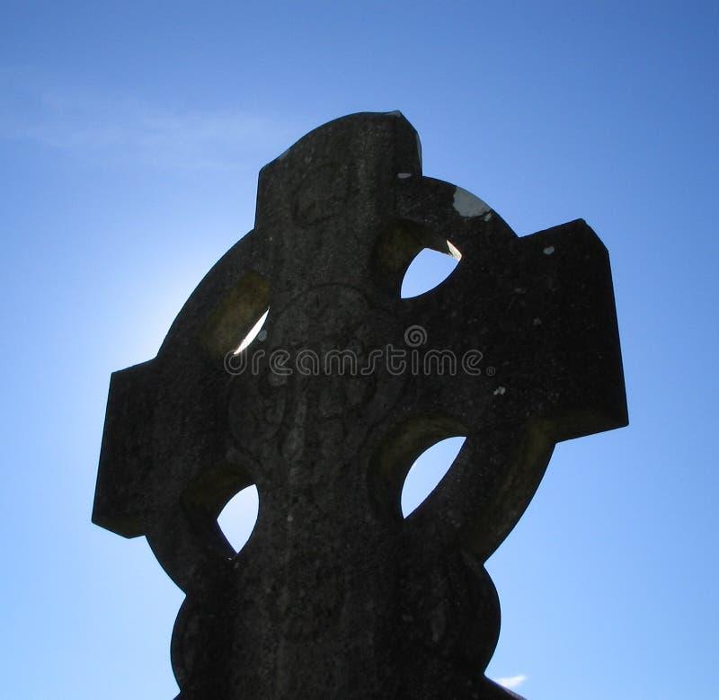Download Celta krzyż zdjęcie stock. Obraz złożonej z stary, kultura - 108106