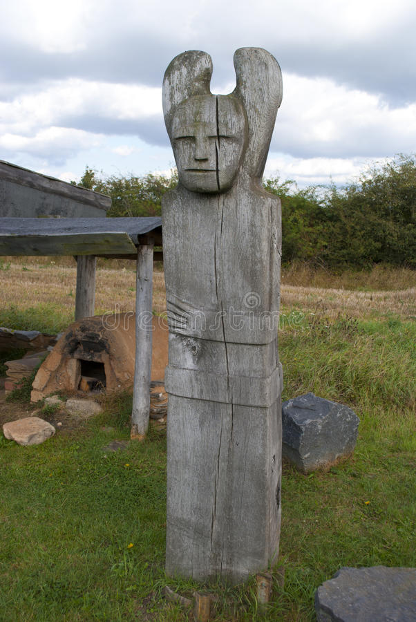 Celtic återstår royaltyfria foton