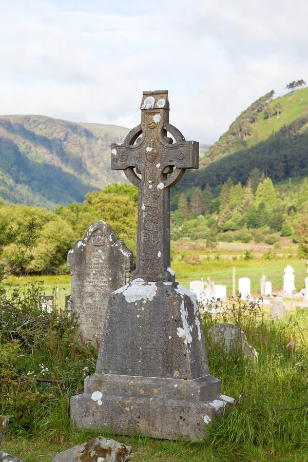 Celtic Cross royalty free stock image