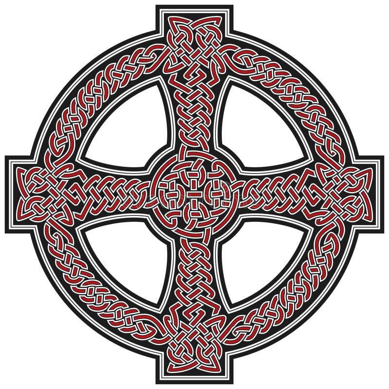 Download Celtic Cross Design Element Stock Photos - Image: 18859823