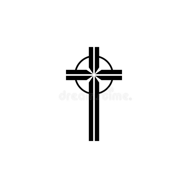 Celtic Cross Tattoo Stock Illustrations – 1,469 Celtic Cross