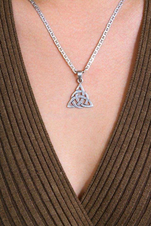 Download Celtic jewelry stock photo. Image of girl, adornment, pretty - 4091342