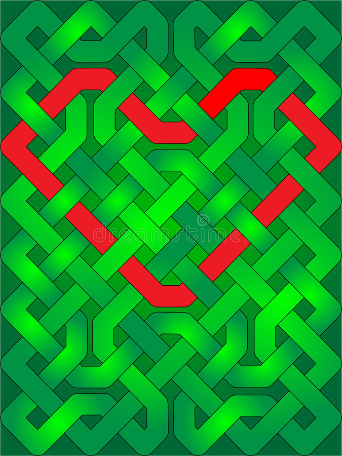 Download Celtic Knot stock vector. Image of shape, backdrop, drawing - 4678952