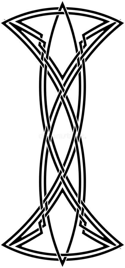 Celtic knot #55