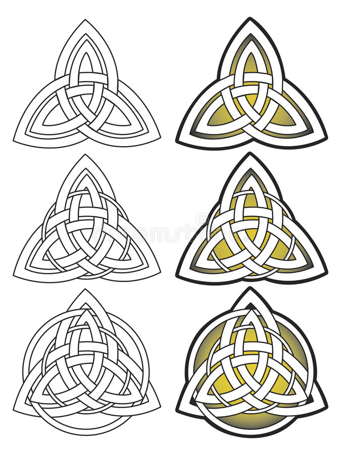 Download Celtic Knot stock vector. Image of isolated, element, abstract - 7735481