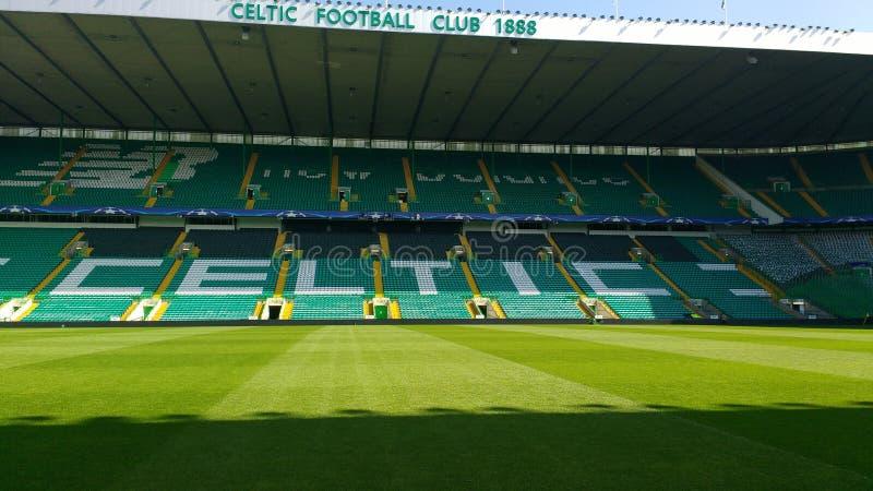 Celtic park head royalty free stock photos